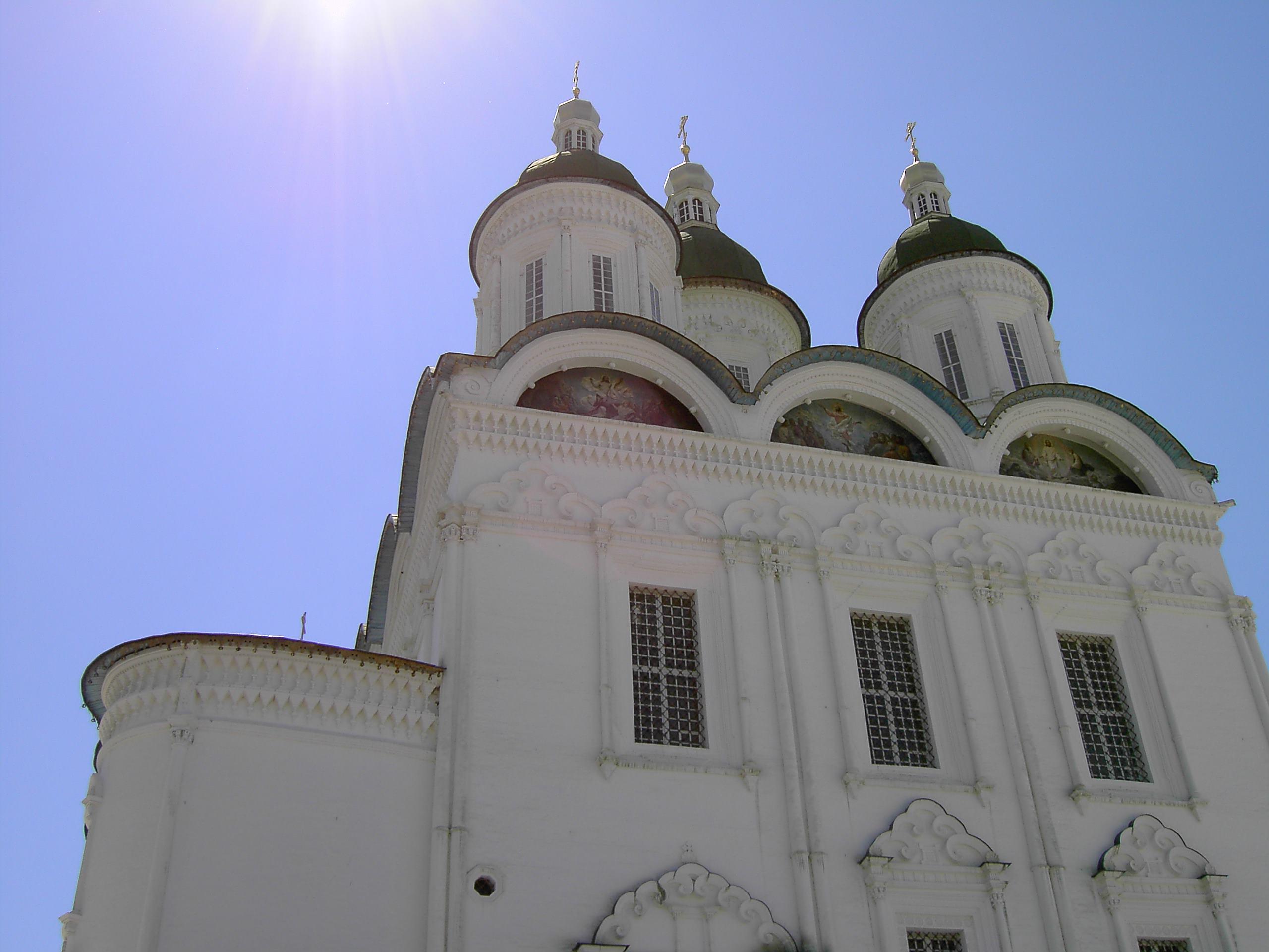 Кафедральный собор Успения Богородицы - г. Астрахань, Кремль